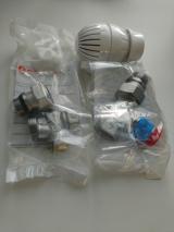 Прямой комплект для подключения радиаторов