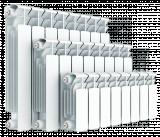 Биметаллический 8-секционный радиатор Rifar Base 200 (241x640x100, 832Вт)