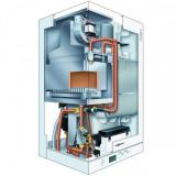 Настенный газовый котел Viessmann Vitopend 111-W (30 кВт, с встроенным бойлером, естественная тяга)