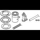 Вертикальный элемент для отвода конденсата DN60/100