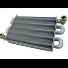 Пластинчатый теплообменник 82 ламели для котла Vitopend WH1D и WH1B 24 кВт