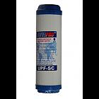 Угольный картридж с бактерицидными свойствами АкваПро UPF-SC