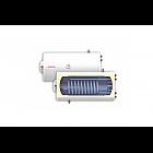 Горизонтальный комбинированный бойлер с двумя теплообменниками BВ 150 H/S1 M