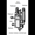 Гидравлическая стрелка Майбес (Meibes) до 60кВт - MHK 25