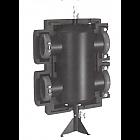 Гидравлическая стерлка Meibes HZW 50/6 135 кВт 6 м3/ч, Ду 50 мм, PN6, АА 225 кВт